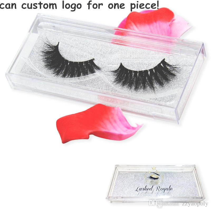 1 pair 80styles 3D mink eyelashes Private Label 100% real mink fur Handmade False eyelash crossing lashes individual strip thick lash