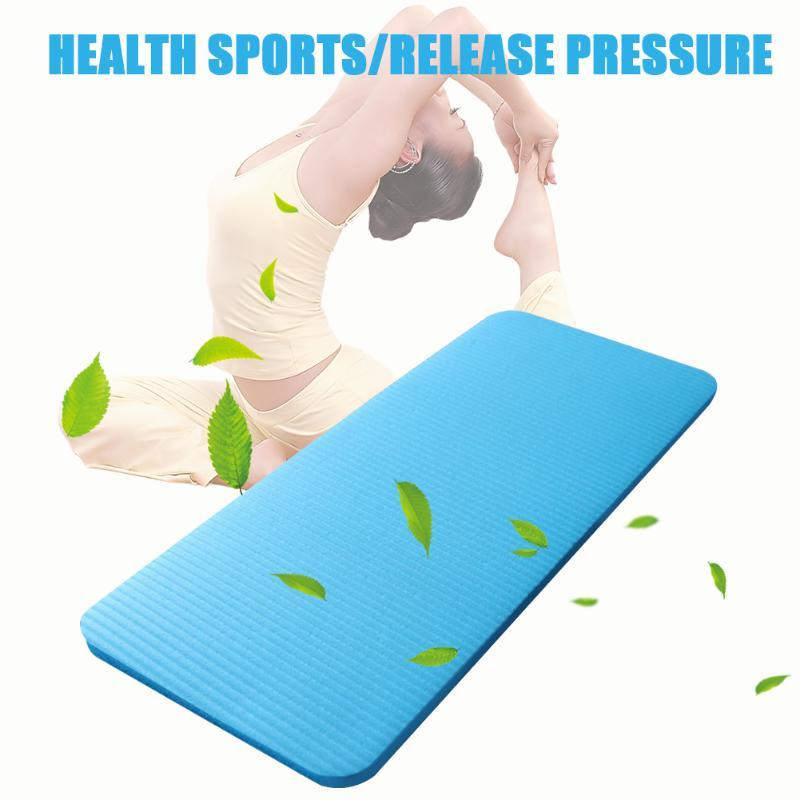 Fitness Exercise Gym Training Yoga Mat NBR Sports Knee Elbow Bodybuilding Pad Multi-function Equipment for Exercise