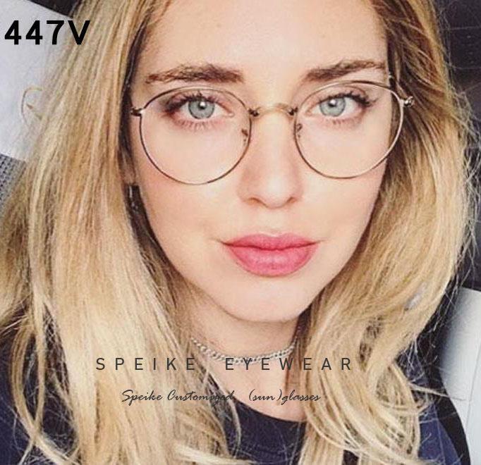 Wholesale- Eyeglasses R Be Women For Men Glasses Glasses Myopia 3447V And Can Frames Reading Wwura