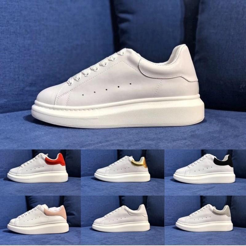 Formadores a pie de plataforma de moda de diseño chaussures Zapatos hombres de las mujeres zapatillas de deporte de los zapatos de moda en monopatín que compite con la marca de lujo Runner