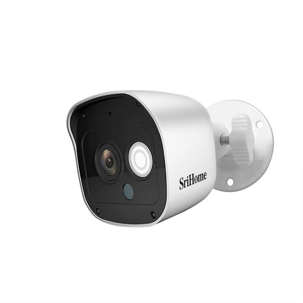 كاميرا 3.0MP Sricam SH029 البسيطة IP WIFI كاميرا مضادة للماء سمارت هوم للرؤية الليلية مراقبة الطفل المحمول عن بعد تتبع الإنسان إنذار