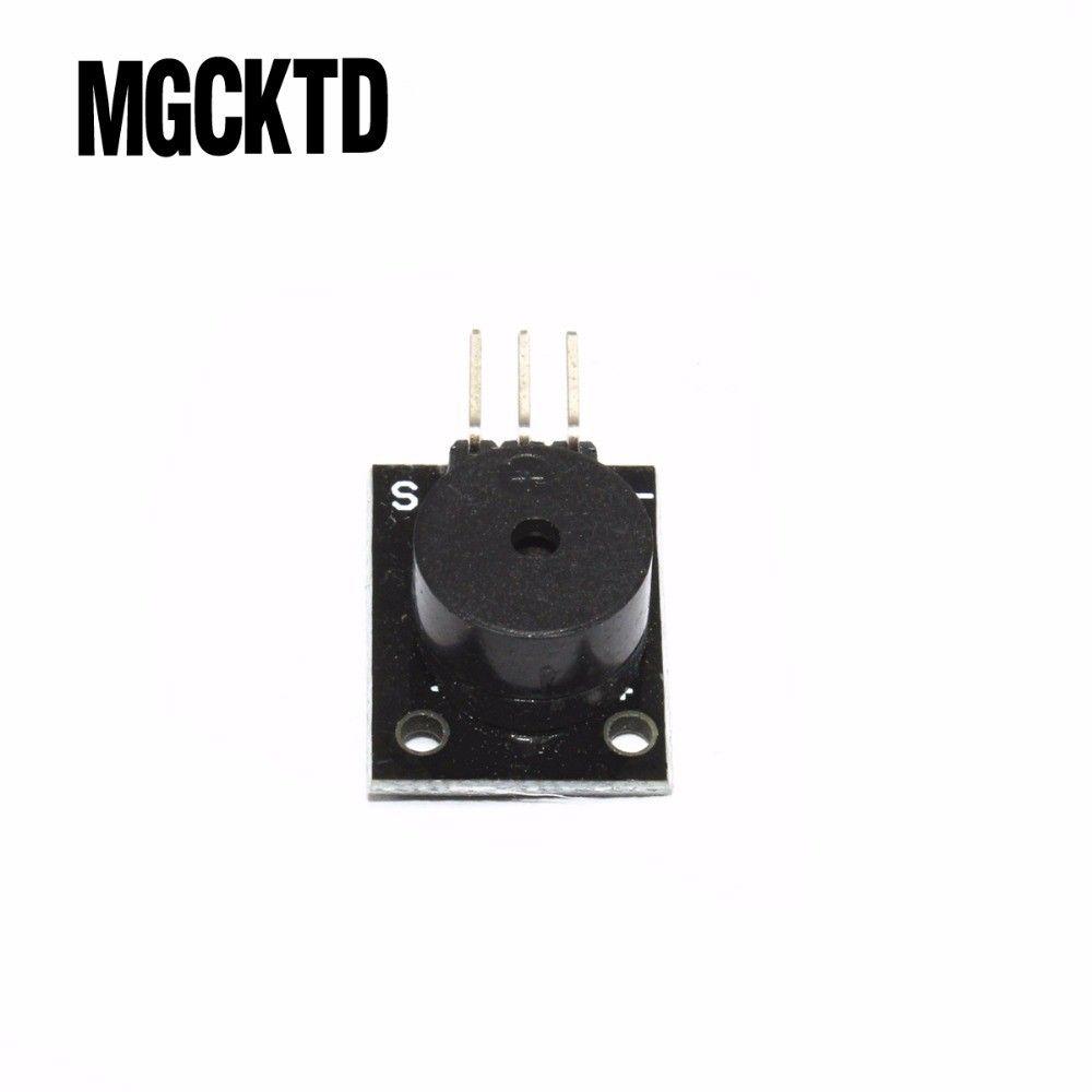 Freeshipping 100% New 50pcs Small passive buzzer module KY-006
