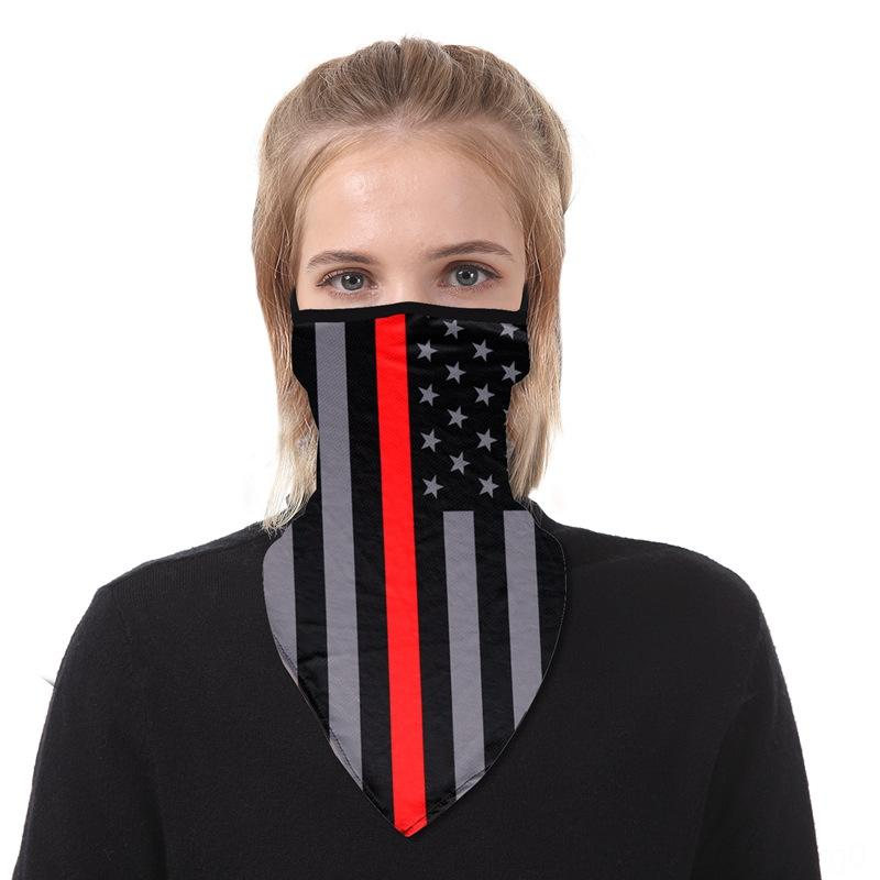 jnlGh Lenço de seda Máscara Facial 40 Estilos de protecção Sun Proteção máscara máscaras de protecção exterior Chiffon Lenço de seda Lenço de equitação Máscara LJJ