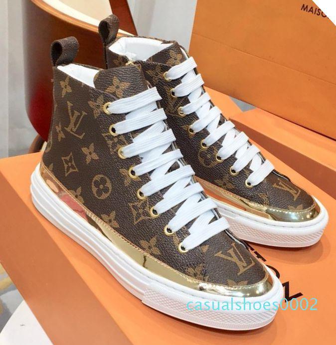Latest Fashion Luxury Womens Sneakers