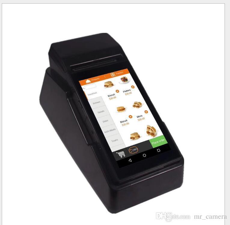 Handheld terminal printer automatic ordering printer takeaway order printer