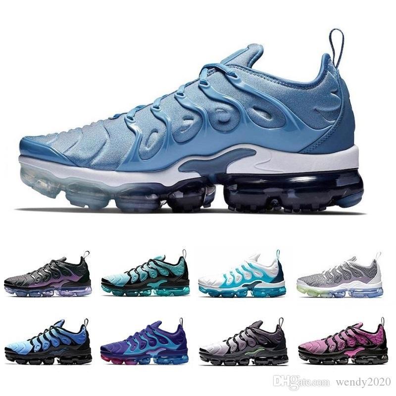 2020 tn artı erkek tasarımcı koşu ayakkabıları erkekler kadınlar gündelik Çalışma Regency Hiper Belirme Mavi Ruh Teal Siyah Kırmızı Gri spor ayakkabı 36-45