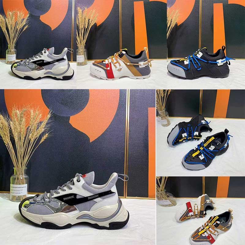 Uomini Donne triple s PUM RS-X reinvenzione scarpe casual scarpe Sistema Bianco Nero Blu Rosso Atletico moda sneakers jogging