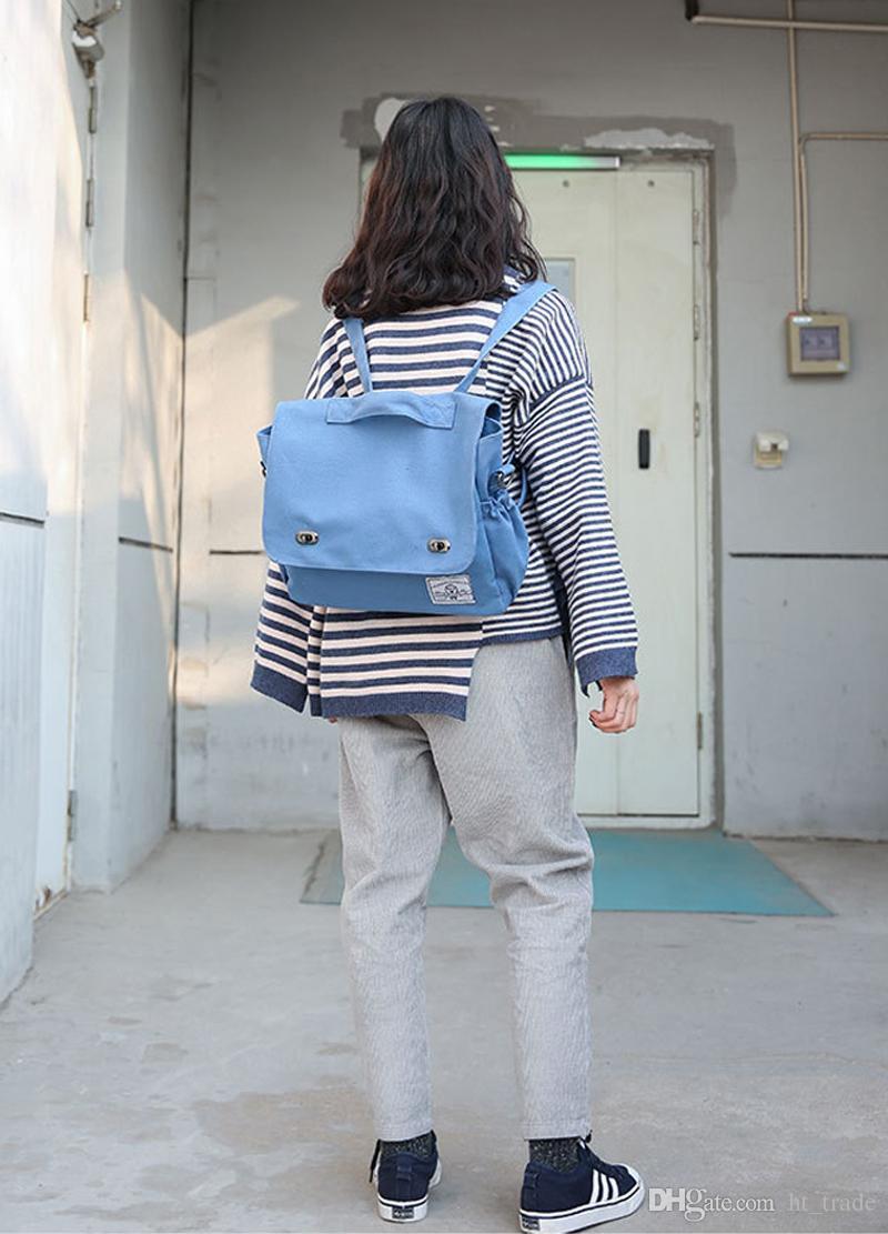 20PCS DHL Büyük tuval omuz laptop çantası 14 inç altında, Joker Çapraz ceset torbası öğrenci bilgisayar çantası okul çantası taşınabilir sırt çantası sözleşmeli