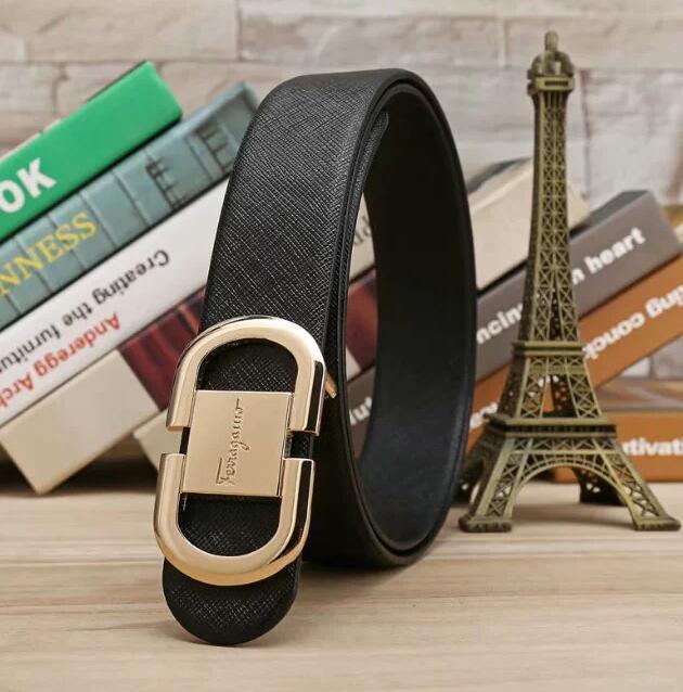 2019 cinture da uomo di lusso fibbia liscia cinturini in vera pelle per gli uomini designer cintura uomo cintura vita cinture spedizione gratuita