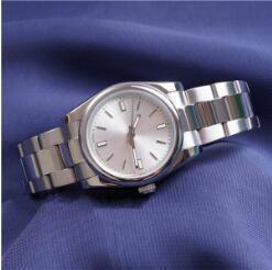 Automatique 2813 Montre Mécanique Homme Datejust solide Verre saphir inoxydable Montres Hommes Président Fermoir Homme Wristwatch