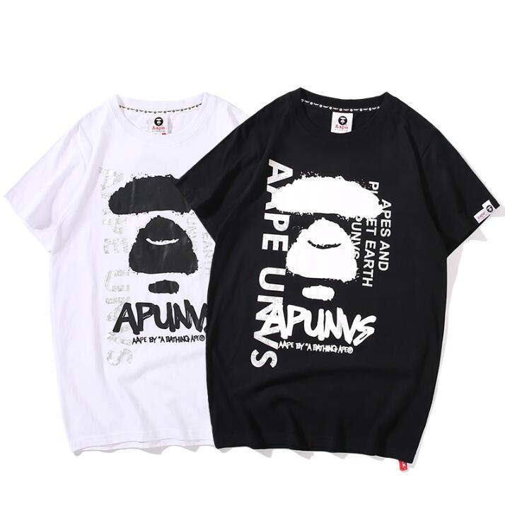 2020 di moda delle donne degli uomini di lusso camice Estate Uomo sportivo Designered T-shirt manica corta T superiori Hip Hop Uomo Abbigliamento Q25
