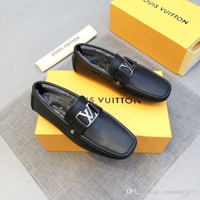 20SS Горячего размера Продажи нового дизайна ботинки человека бренд человек кожа обувь роскошь мужчины обувь мужчины кожа обувь повседневной обувь 38-45