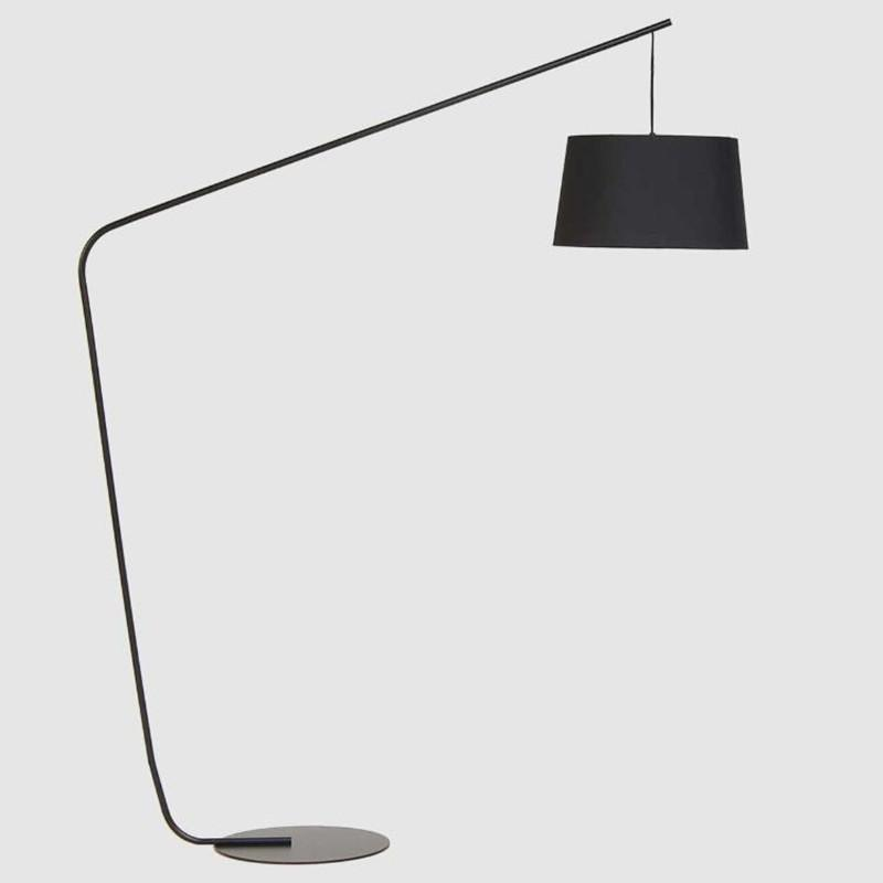 Nordic Floor Lamps for Living Room Postmodern Standing Lamps Modern Floor Lamp Bedroom Bedside Fabric Lampshade Led Stand Light