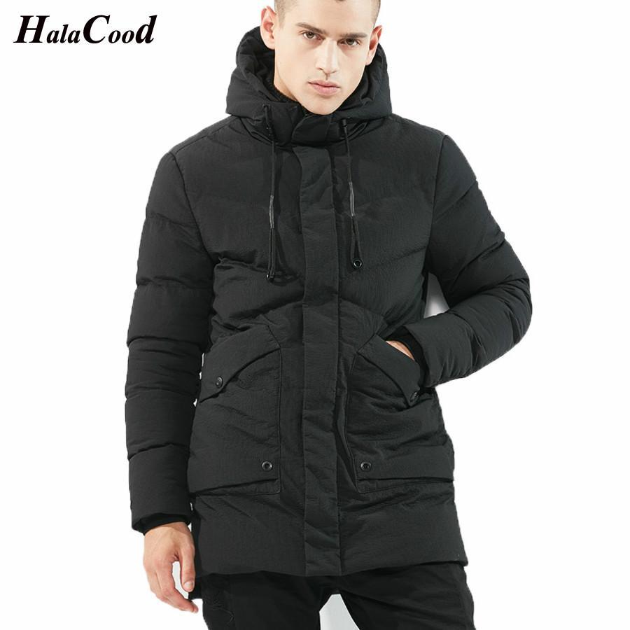 뜨거운 판매 남자 육군 녹색 높은 품질 겨울 자 켓 남자 코트 두꺼운 따뜻한 캐주얼 롱 코트 파 카 남자 남자 방풍 후드 아우터