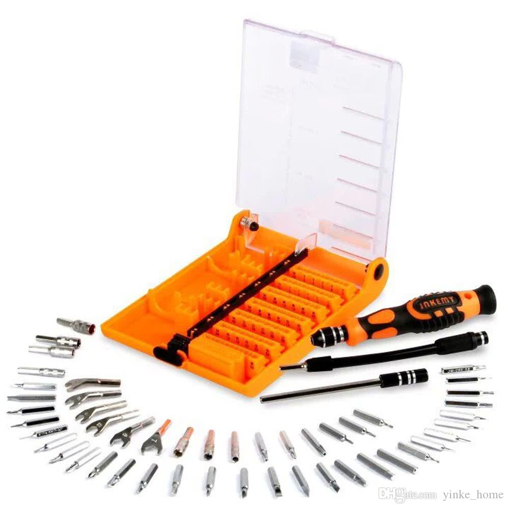 전문 정밀도 스크루 드라이버 세트 수리 도구 키트 휴대 전화 PC 태블릿