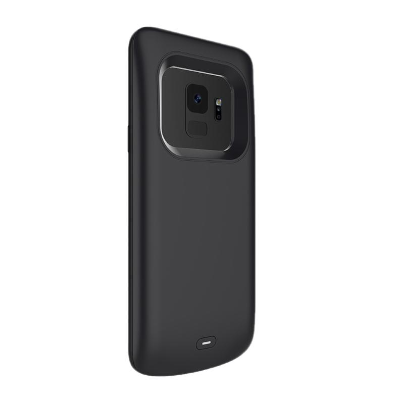 Portable External Power Bank Battery Charger Case For Samsung Galaxy S9 S9 Plus Slim Battery Case For Samsung S 9 Plus Cover
