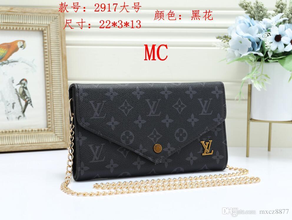 2020 nouvelle boutique adulte de haute qualité 1: 1 package090831 # wallet405purse designerbag 66designer handbag00female femmes mode bourse bag99101011