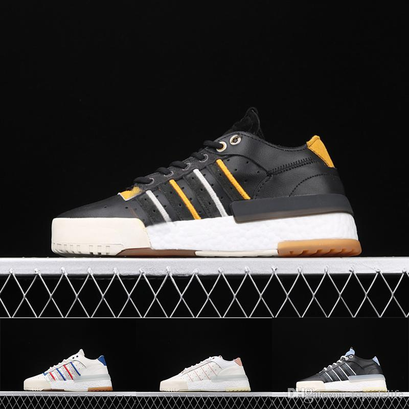 Top Quality Rivalry RM Chi Low Cloud White Raw Black White Platform High Fashion Trainers Skate Casual Shoes Luxury Design Size 36-45