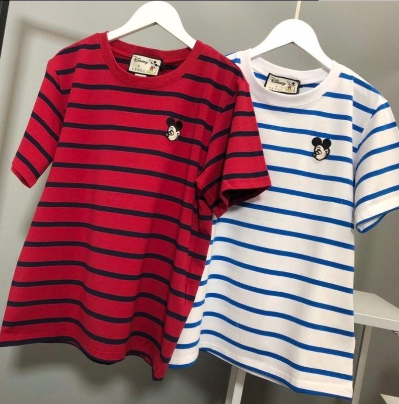 Chica 2020 Brandshirt caliente Designerluxury Hombres camiseta de las mujeres de lujo ocasional de la manera de primavera y verano camisetas de alta calidad camiseta de TEA 20022110Y