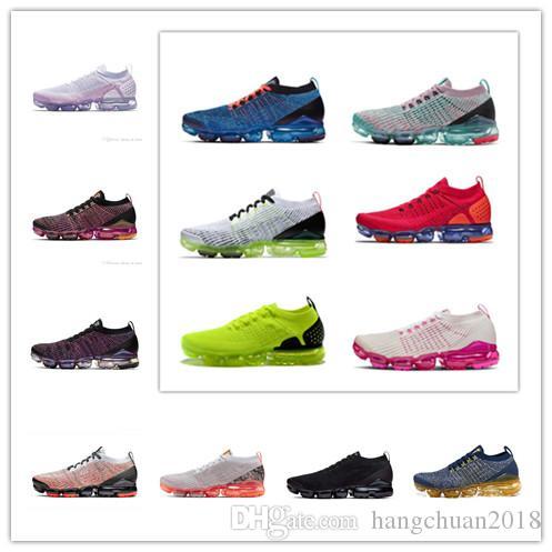 2020 Preço Mínimo dos homens do desenhista Sapatos Mulheres Running Shoes 2.0 Air Cushion Preto Azul Branco Formadores Outdoor Sports Sapatilhas Athletic