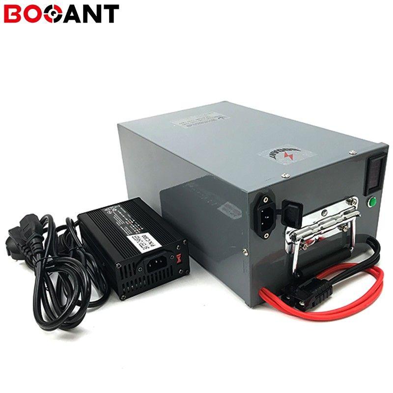 12V 350Ah 250w Lithium Batterie für Sanyo 18650 für Elektroroller / EV / Energiespeicher / Solar System + 10A Ladegerät Freies Verschiffen