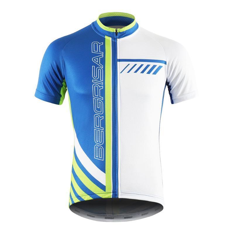 Camiseta de ciclismo Bergrisar de manga corta para hombre