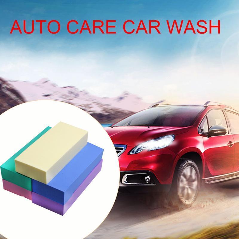 Car Care Car Wash espessamento PVA Limpeza Cube Cotton Água absorvente Multi-Purpose Sponge Limpe Início Multi-purpose Sponge