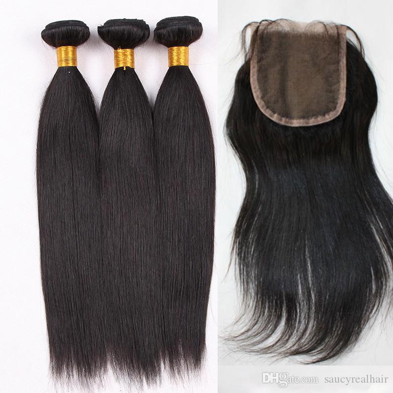الصف 10A 100 ٪ الإنسان على التوالي البرازيلية حزم الشعر البشري مع إغلاق اللون الطبيعي عذراء ريمي لحمة الشعر مع إغلاق