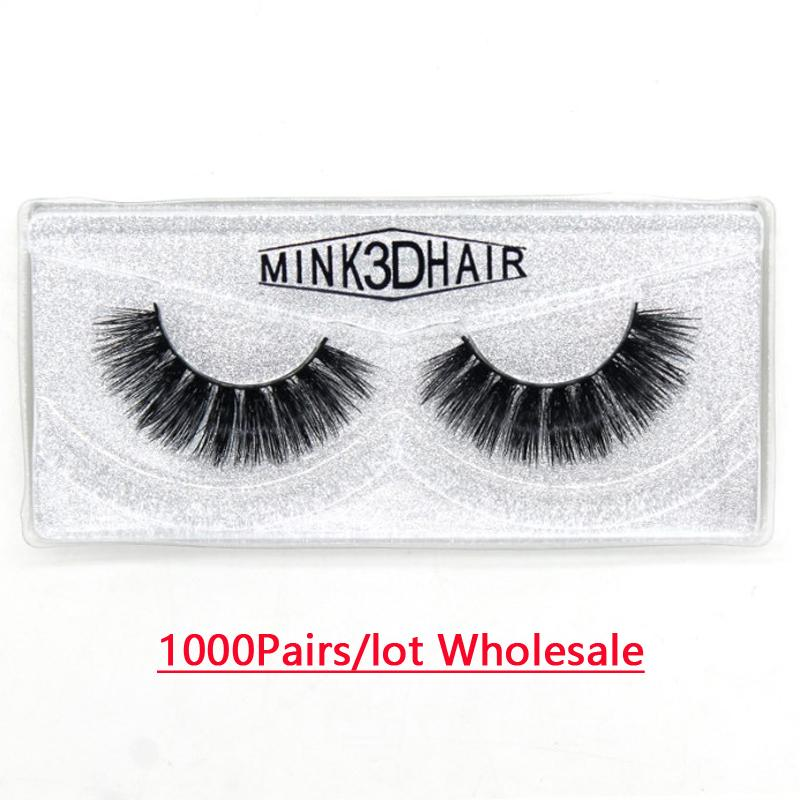 1000Pairs/carton USA/UK Multi Layers Fake Lashes H Series Handmade Eyelashes High Quality False Lashes Factory Sale for Distributor