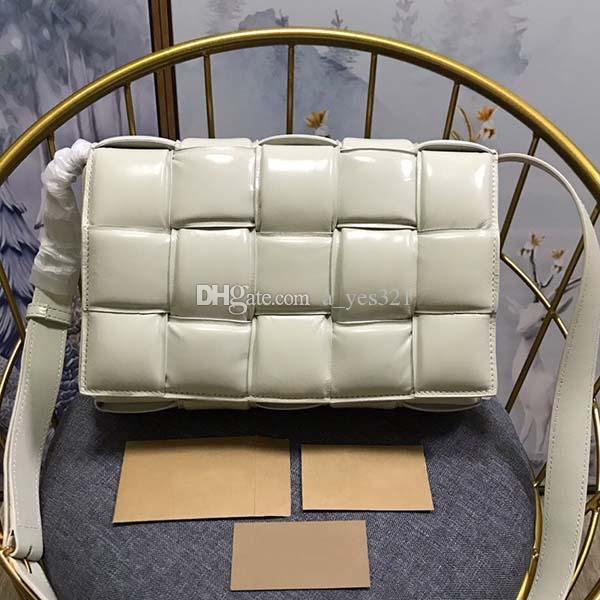 Улучшенная сумка для женщин дизайнер с подлинной роскошной сумкой сумка бренда кожаный поперек пыль плетение кошельки качества 2-лицу сумка + коробка ALGKT