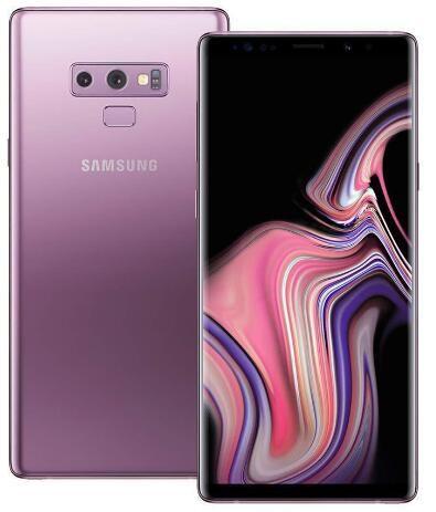 """Samsung Galaxy Note 9 N960F Оригинал разблокирован LTE мобильный телефон Exynos Octa Core 6.4 """"Dual 12mp ram 6 ГБ ROM 128GB NFC отремонтированный телефон"""