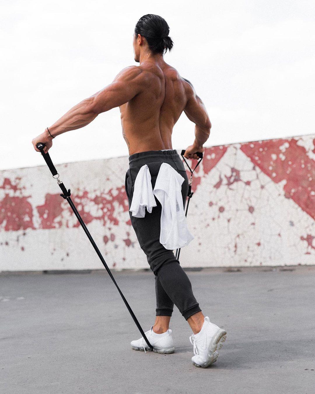 Pantalones para hombre de deportes de la moda de los hombres activos sólido ocasional pantalones de pista color de alta calidad para hombre del basculador de los pantalones de tamaño M-3XL