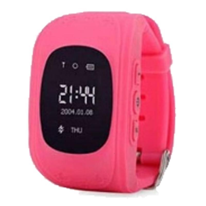 Enfants pour Lichip Montre Smart Watch Q50 SOS Gps Montres Téléphone Lcd Avec Capteur de lumière pour Mobile Téléphone 3 J41M