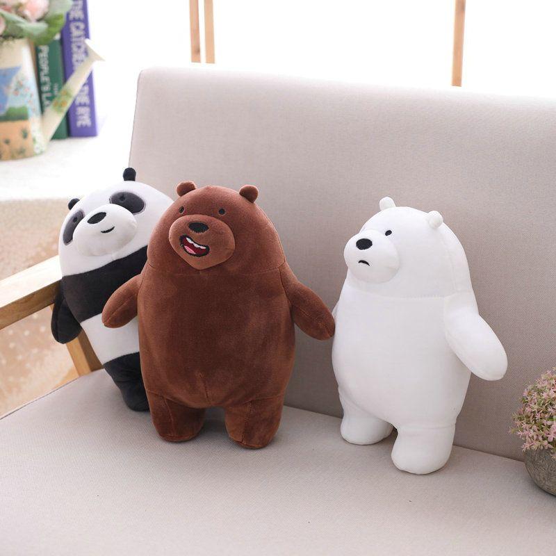 23+ We Bare Bears Birthday Decorations Gif