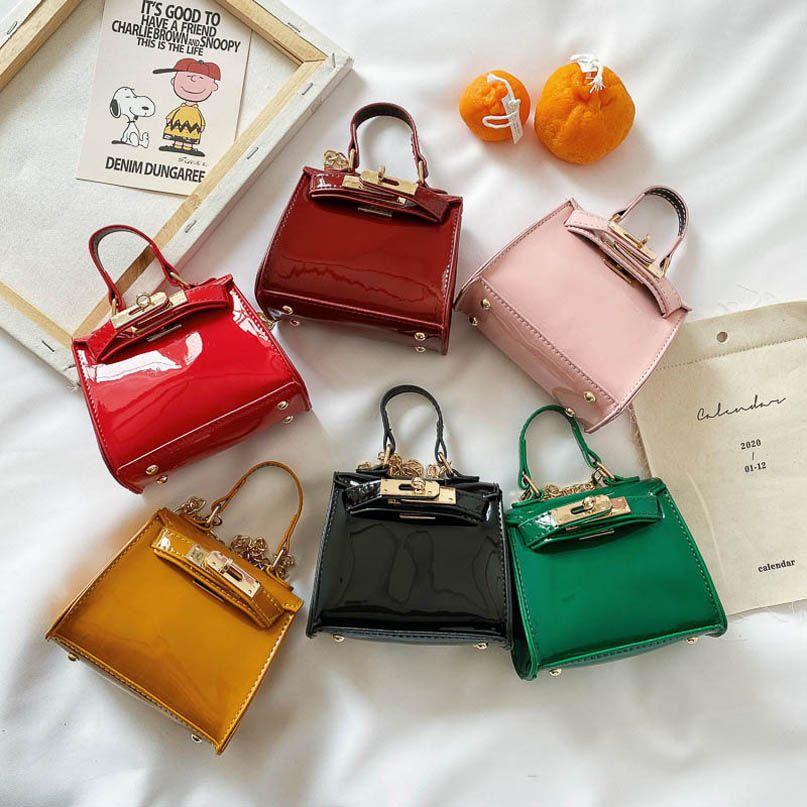 Fashion Mini girls bags chain kids bags childrens bags girls shoulder bag kids messenger bag girls purse kids purse B1391