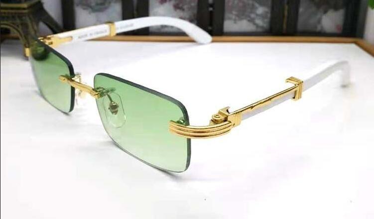 L'attitude de sports des hommes de mode lunettes de soleil logo carré womens lentilles Vintage Sport lunettes de soleil avec la boîte lunettes