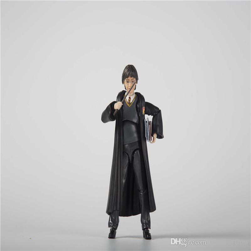 Les ventes Hot 13cm Anime Harry Potter et l'action PVC Stone Philosopher Figure jouets pour les enfants