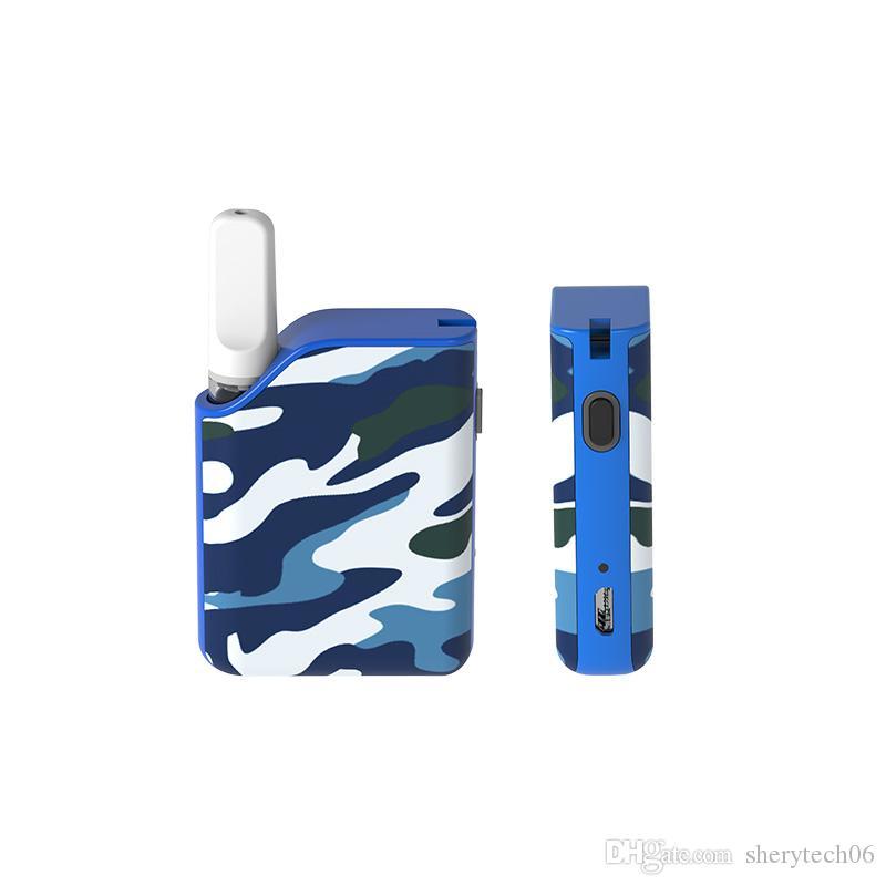 A maioria produtos populares vape caneta bateria costume OEM vape bateria mod vape mod bateria ajustável tensão de 500mAh