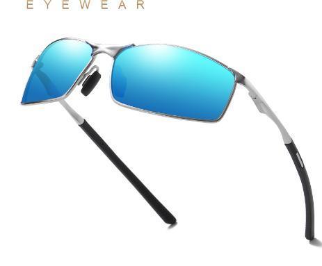 2020 donne occhiali da sole polarizzati occhiali da sole da uomo / Outdoor, guida Classic specchio Occhiali da sole Uomini, telaio in metallo UV400 Eyewear