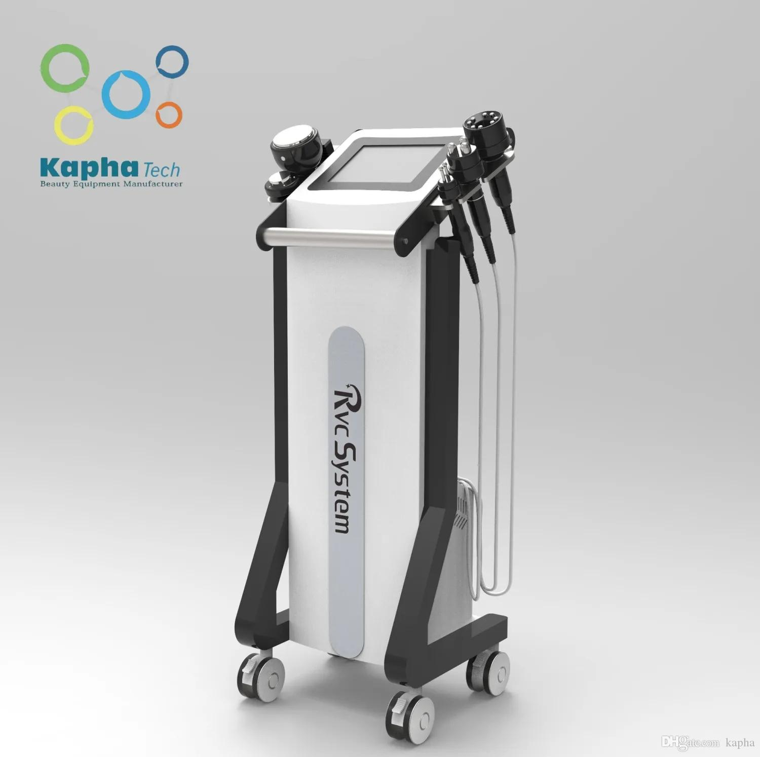 Radio Frequency Machine for body Fat Removal Home Use slimming Beauty machine for Weiht Loss RF Cavitation