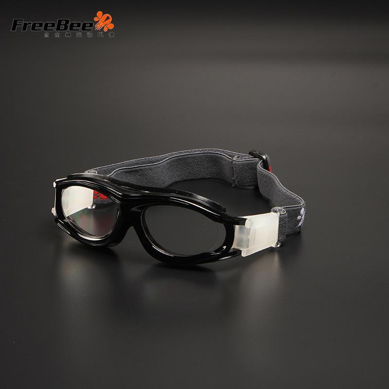 Enfants Enfants Sport Lunettes professionnel protection en silicone Safe lunettes de cadre extérieur Sport Football Basket Lunettes de sécurité