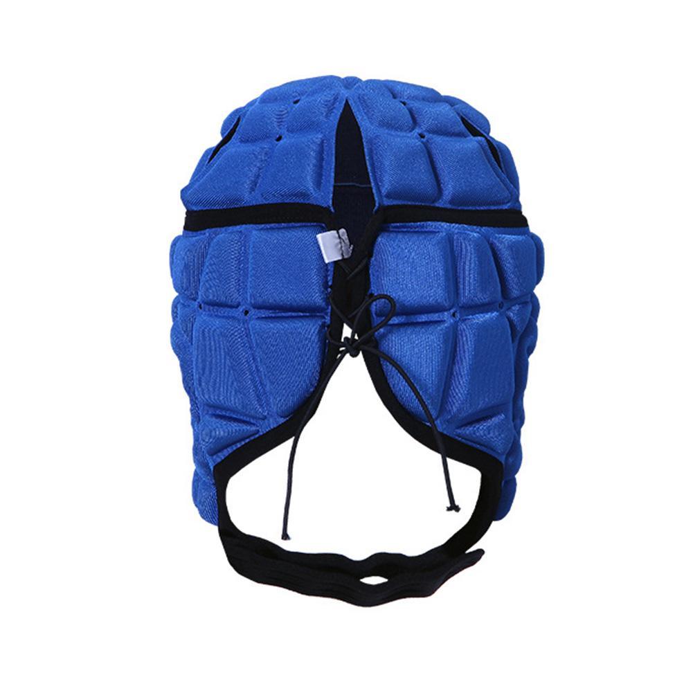 Protecitve Gear Бейсбол Обучение Детей Роликовая Шляпа Футбол Удобный Прочный Шлем Вратаря Спорт На Открытом Воздухе Регби