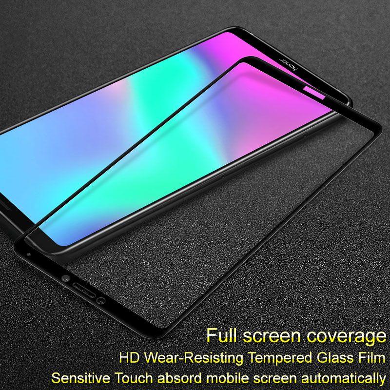 venta al por mayor Honor Note 10 Vidrio templado IMAK Pro + Cubierta de pegamento completo Protector de pantalla de vidrio para Honor Note 10 Note10