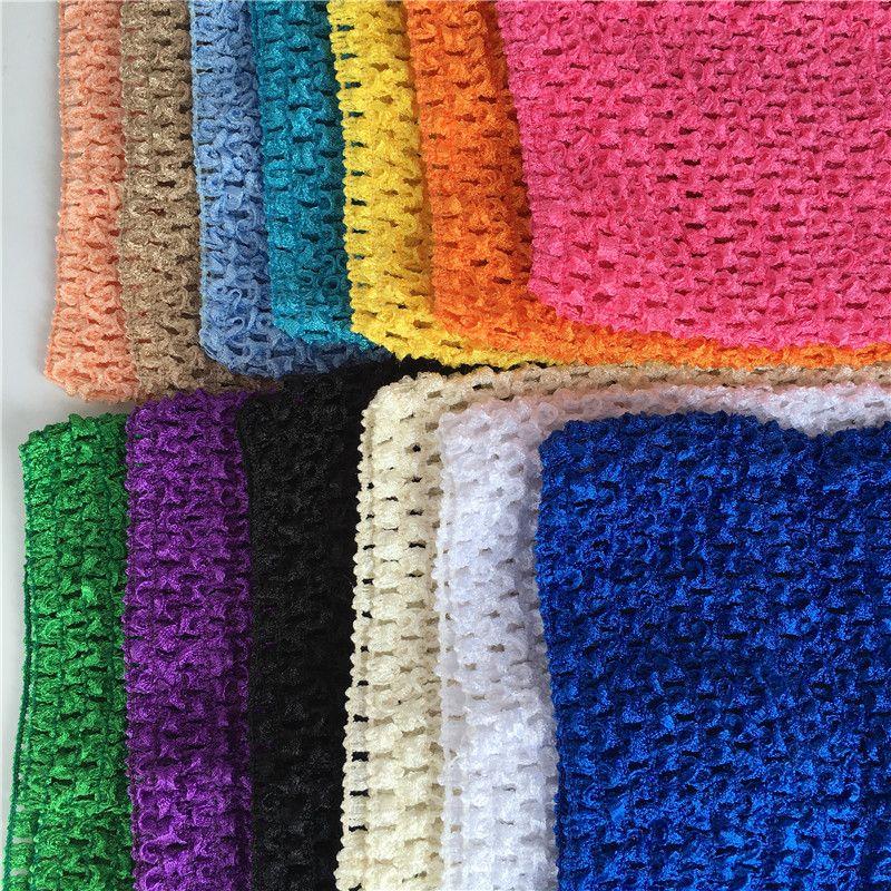 Kumaş 24x32 cm Tutu Tığ Tops Göğüs Wrap Tüp DIY Tül Biriktirme Giyim Dikiş Örme Doğum Günü Hediyeleri Etek Accessaries