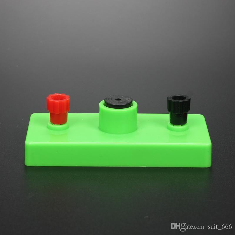 الطنان 3V البدنية المعدات الكهربائية تجربة المدارس الابتدائية أداة تدريس العلوم التكنولوجيا لعبة تعليمية