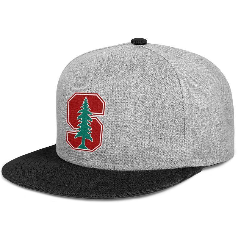 Гордость Стэнфордского университета мужская и женская snap back baseballcap стили спорт хип хоп Flat brimhats логотип 1891 кардинал альтернативная школа