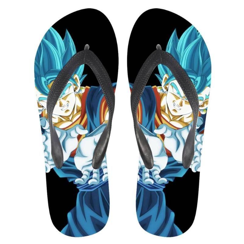 Neue Anime Ankunfts-Sommer-Männer Flip Flops Qualitäts-Strand-Sandelholz-beiläufige Schuh-Anti-Rutsch