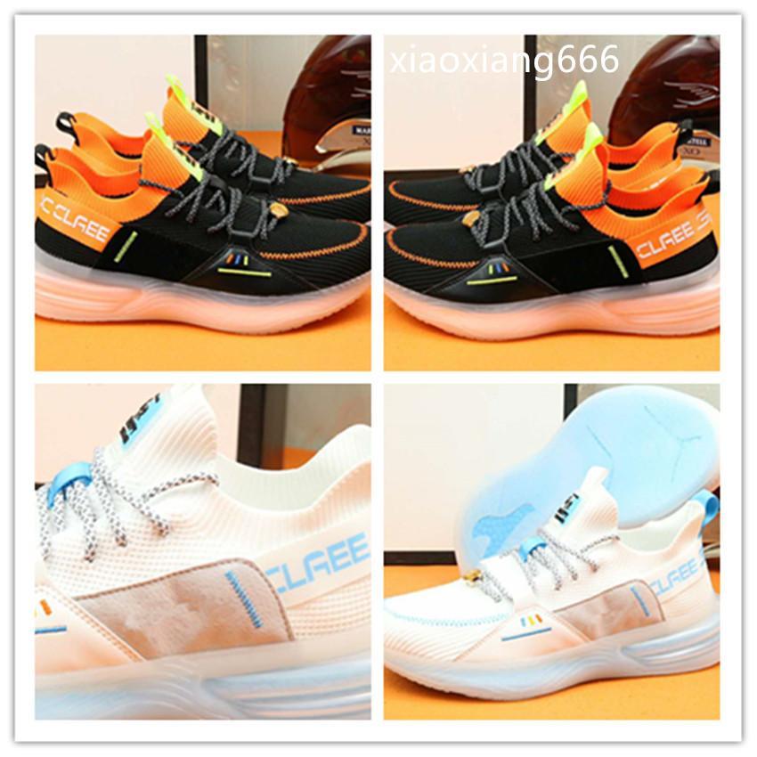 La mano de obra de alta calidad de Hong Kong informal con malla para usos zapatos importados transpirable tejido de vuelo tejido elástico tejido de palomitas shockabsorp2