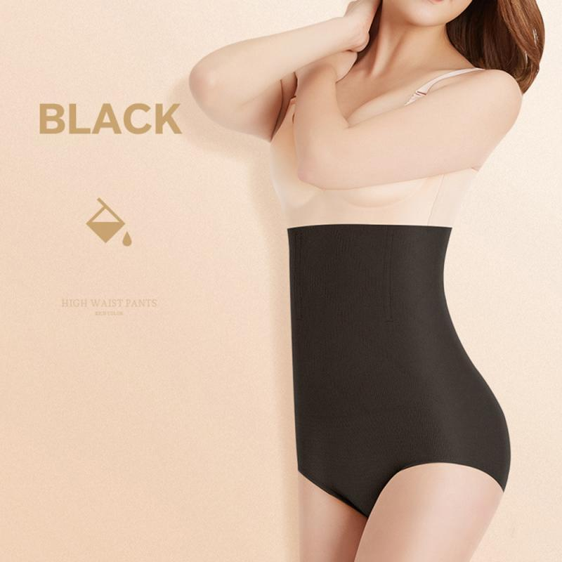 Hot Lady Body Shaper Panties Control Slim Tummy High Waist Panty Body Underwear Women Leggings Maternity Clothings