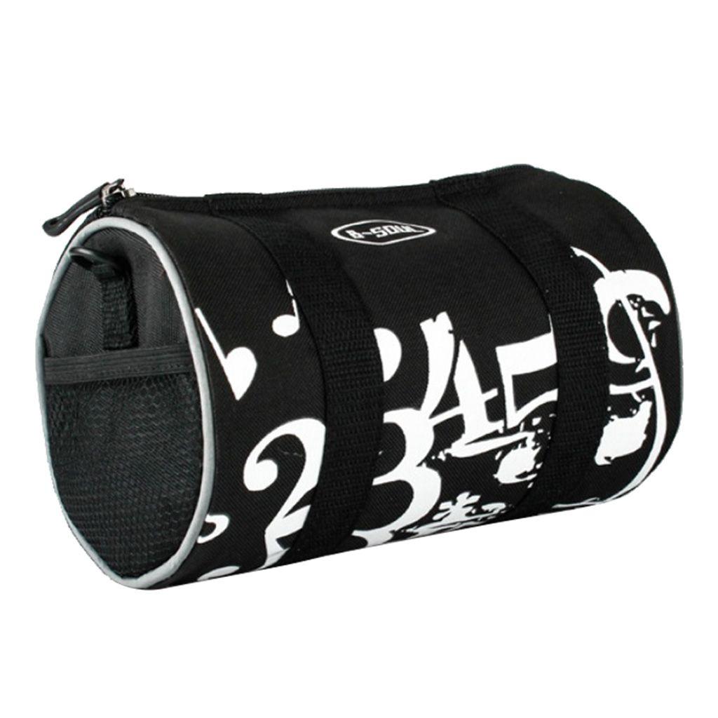 Manillar Roll Bicicletas Durable Bag Pack Road Cycling Zipper MTB Bolso XHVPT